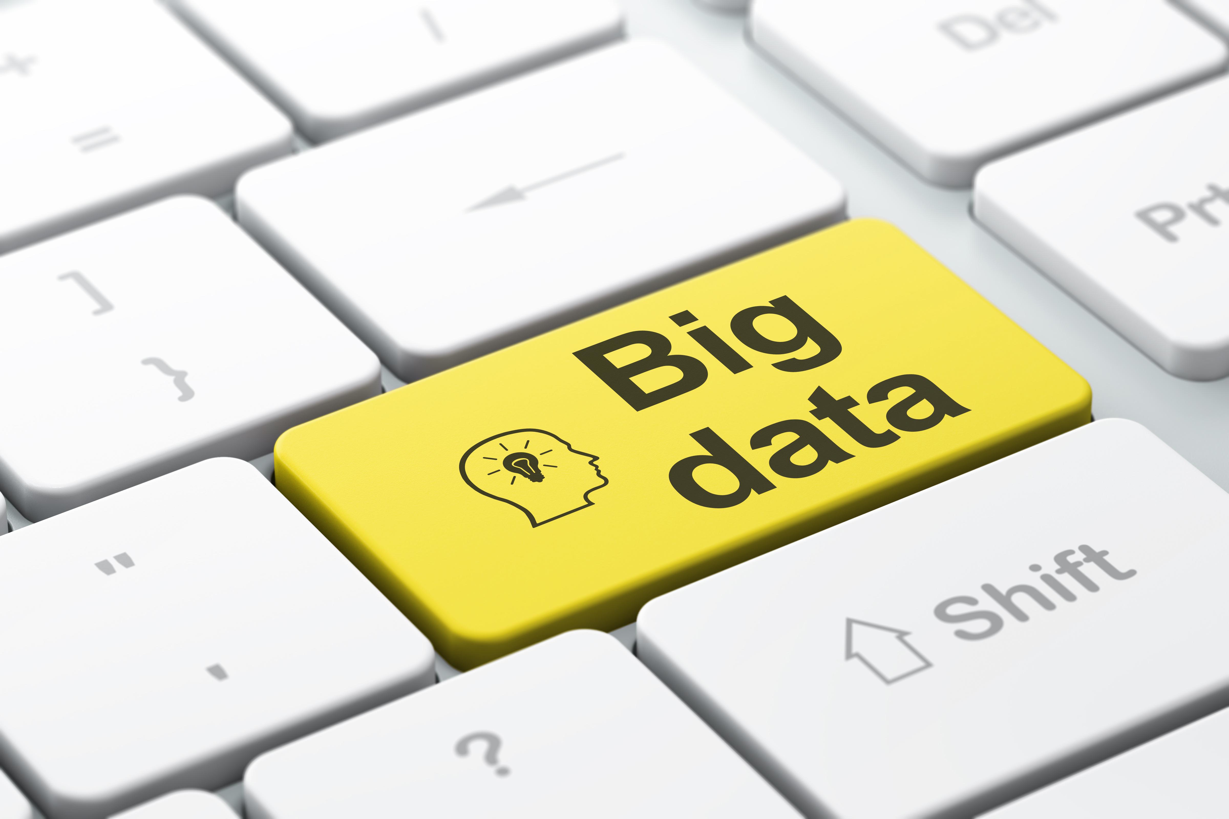 De magie van Big Data