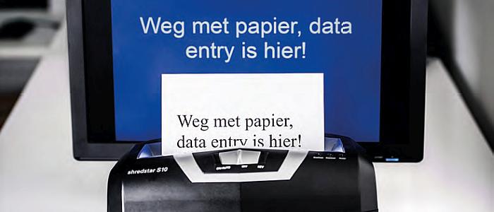 Document Capture: naar een papierloze organisatie