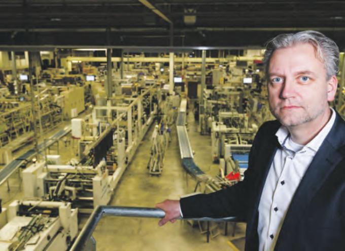Markt eist steeds meer van verpakkingsindustrie