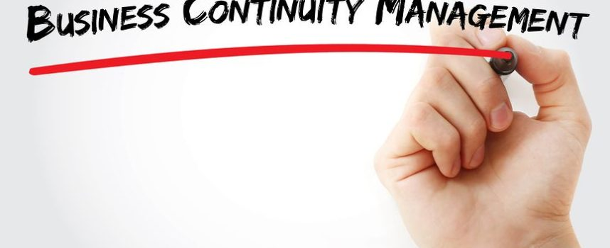 BCM is een essentieel bedrijfsproces