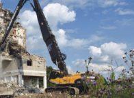 Duurzaam bouwen begint al bij de sloop