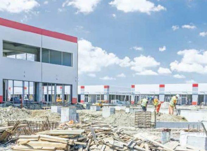 Positieve ontwikkelingen in logistiek vastgoed