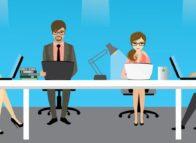 Werknemers presteren beter in schone werkomgeving