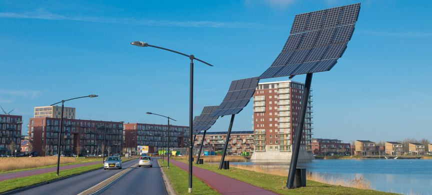 Kantoren en woningen volledig energieneutraal in 2050