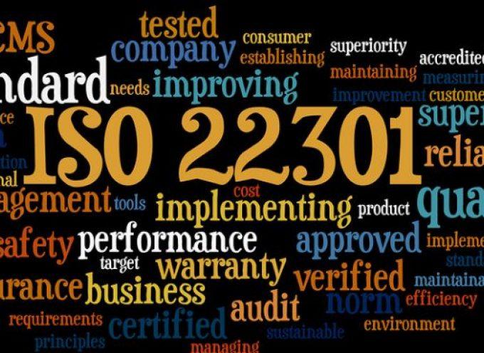 NEN-ISO 22301: Norm voor solide BCM
