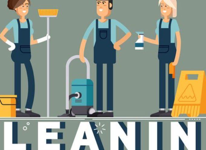 De schoonmaakbranche is volop in beweging