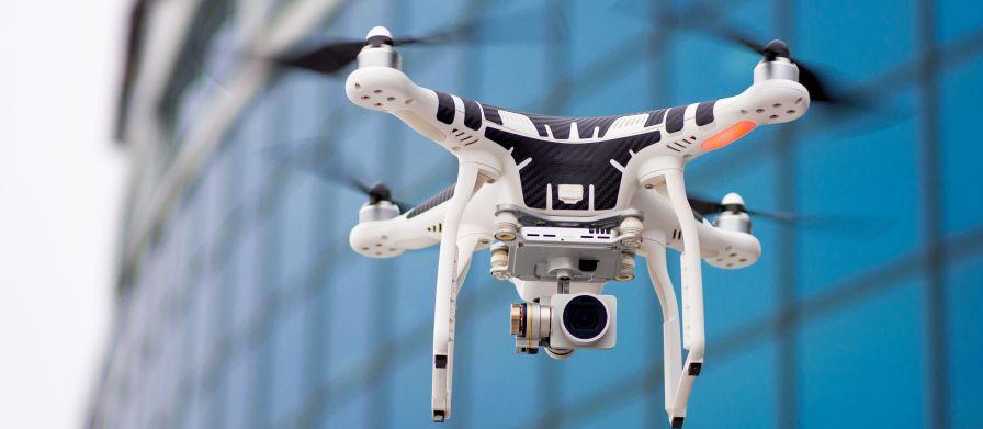 5 innovatieve toepassingen van drones