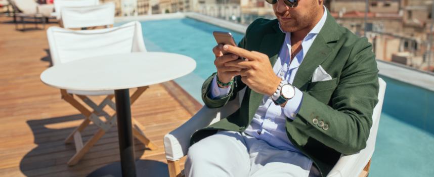 3 manieren om werk los te laten op vakantie