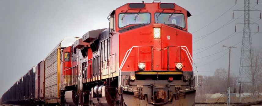Meer goederenvervoer per spoor, vooral naar Italië