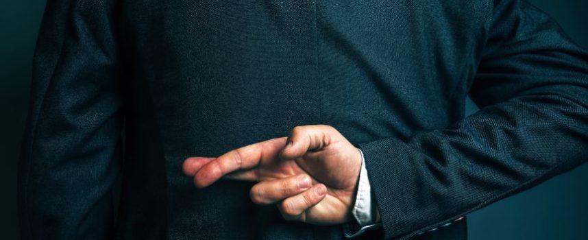 Onethisch gedrag in het middenmanagement