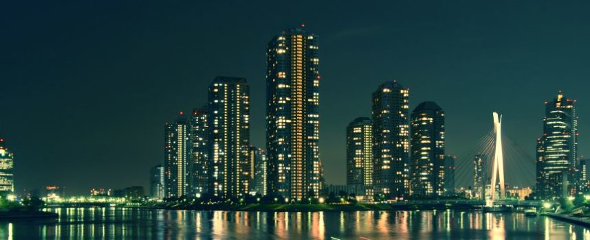 Het ontwikkelen van de stad van de toekomst