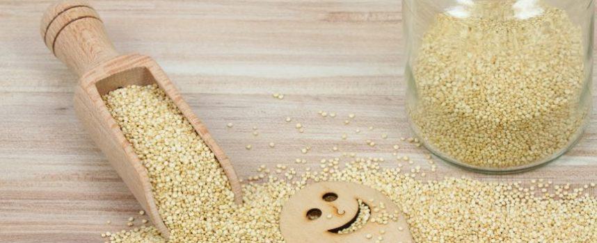 Handel in quinoa afgelopen vier jaar verdrievoudigd