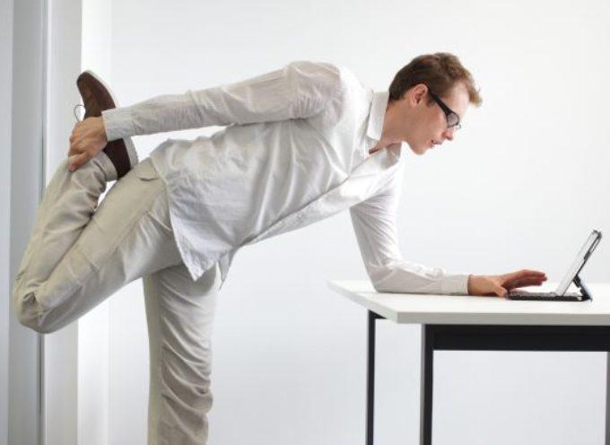 De gezondheidseffecten van verstelbare bureaus