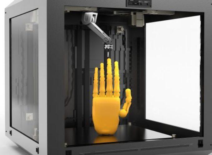 Nieuwe 3D-printmethode voor zachte robotica