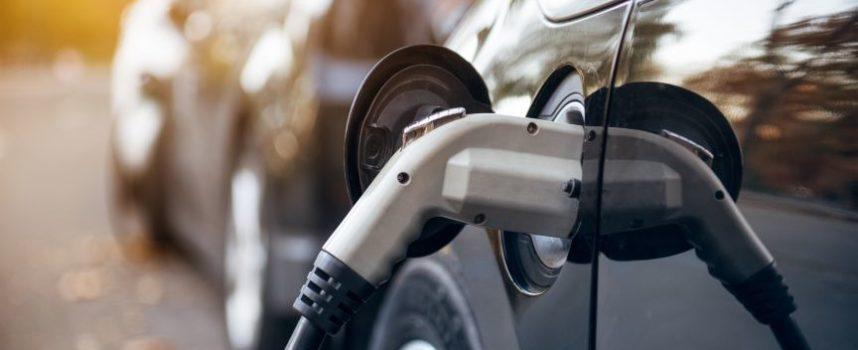 Elektrische auto stijgt in aantallen