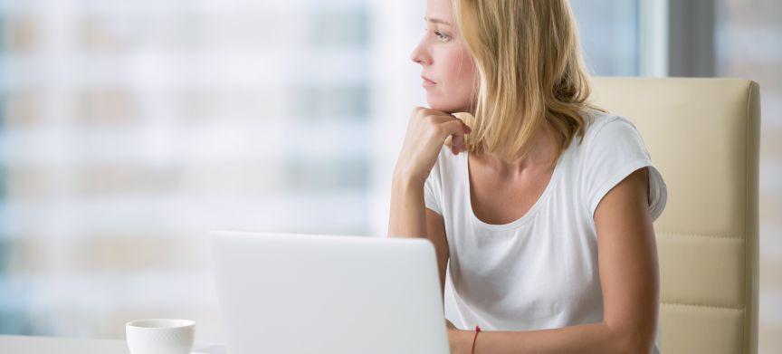 Aankomende afspraak vermindert productiviteit