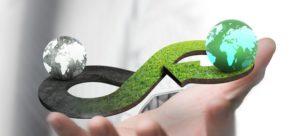 Circulaire economie: economie en ecologie in balans