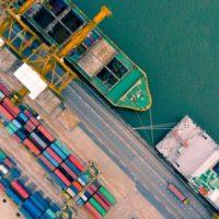 Containervervoer zorgt voor groei zeevaart