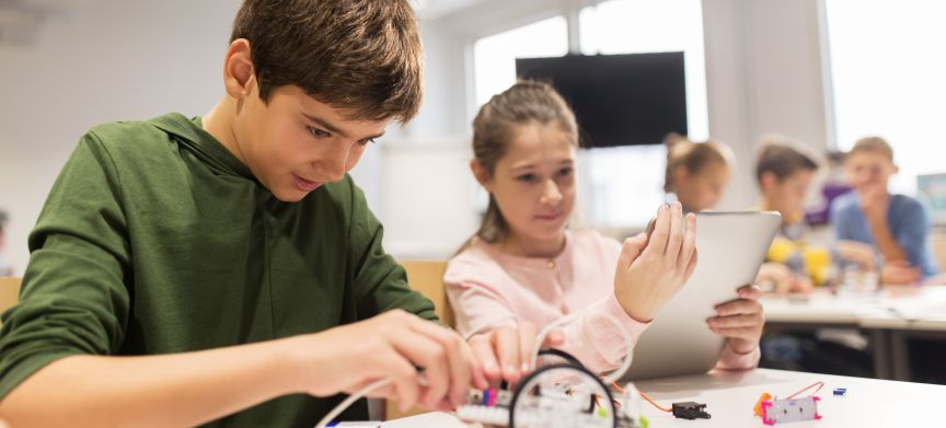 Persoonlijke ontwikkeling stimuleren met onderwijs