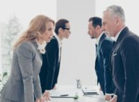 Competitie van buitenaf bevordert vertrouwen onder collega's