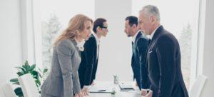 Competitie van buitenaf zorgt voor meer vertrouwen onder collega's
