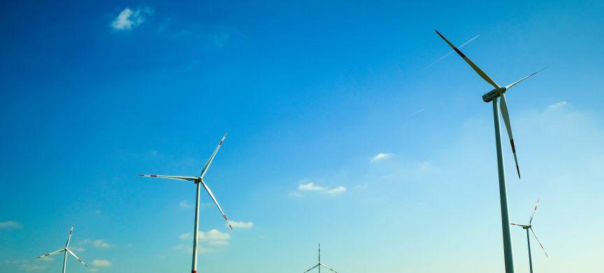 Supergeleiders zorgen voor lichtere windmolens