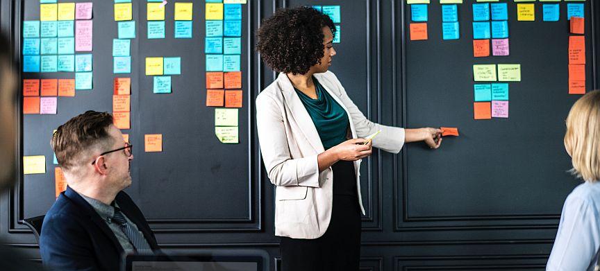 Populaire leiderschapsstijlen volgen de strategische trends