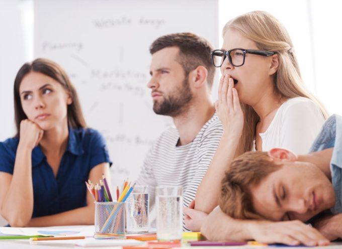 Nuttige, fysieke zaken waarmee je  vergaderingen kunt verbeteren