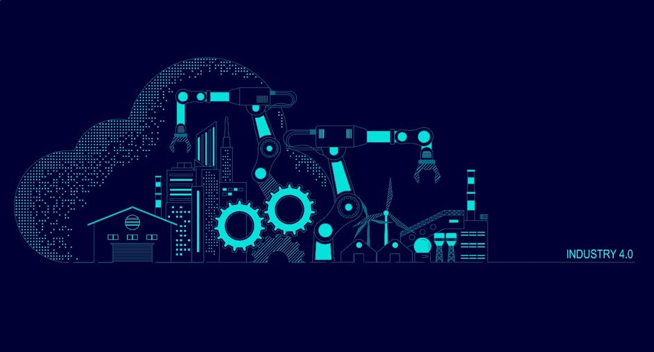Industry 4.0: 4 belangrijke trends in 2020